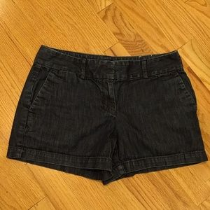 LOFT Riviera denim shorts